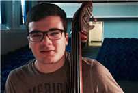 Schwarzman Performs with NYSSMA All-State Orchestra
