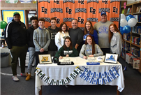 Students to Continue Athletics at Collegiate Level photo