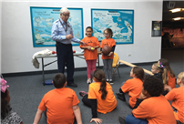 Rhame Students Visit Cradle of Aviation photo