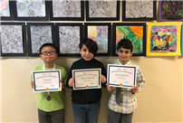 GeoBee Winners to Compete at National Competition photo  thumbnail161889