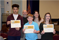 BOE Honors Essay Contest Winners photo