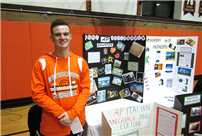 High School Holds Curriculum Fair and Programming Night