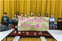 East Rockaway's No One Eats Alone Day