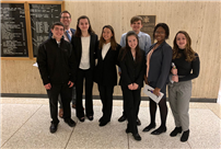 Mock Trial to Advance in Competition photo