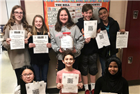Dignity Club Creates Black History Month Scavenger Hunt photo