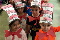 Rhame Students Commemorate Dr. Seuss' Birthday photo