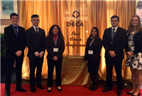 DECA Club Competes at State Competition