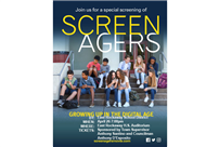 "East Rockaway Hosts ""Screenagers"""