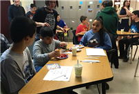 Cooking Success As East Rockaway Students Work Together Photo  1