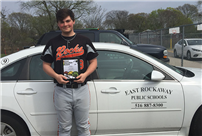 Driver Education Award for Schmidt Photo