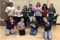 Centre Fifth Graders Participate in Beautiful Me photo