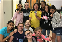 Rhame Avenue Sixth-Graders Participate in Beautiful Me photo