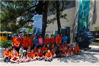 Centre First-Graders Visit New York Aquarium Photo