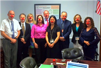 Red Nose Day at East Rockaway Photo