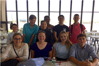 Seventh-graders Attend LICEE Leadership Summit photo
