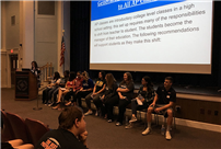 Students Receive Advice on Advanced Placement Classes photo