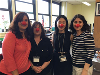 Red Nose Day at East Rockaway Photo 2