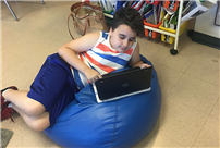 Flexible Seating Enhances Learning at Rhame Avenue photo