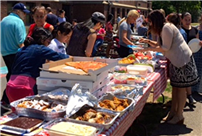 ENL Department Hosts End of Year PicnicPhoto