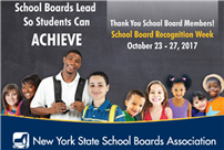 School Board Recognition Week image