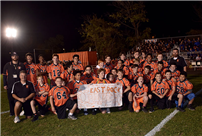 Rocks' Spirit Shines at Homecoming Parade and Pep Rally photo