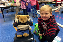 Teddy Bear Fun at Centre Avenue photo