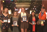 Athletic Honors for Girls Soccer photo