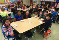 Rhame Students Learn About Hanukkah photo