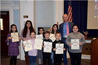 Reflections Winners Recognized by BOE photo 2