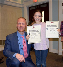 Reflections Winners Recognized by BOE photo 3