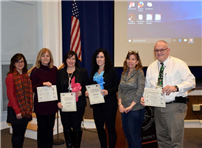 Reflections Winners Recognized by BOE photo 4