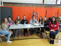 Student Council Hosts Blood Drive Photo 2 thumbnail76078