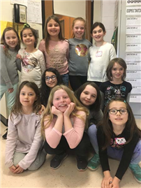 Third Graders Join Beautiful Me photo 4