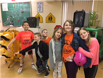 Rhame Students Visit Safety Town 6