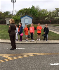 Rhame Students Visit Safety Town 4