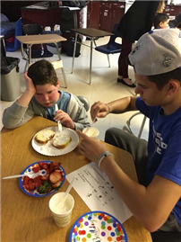 Cooking Success As East Rockaway Students Work Together Photo  4