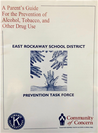 A Parent's Guide for the Prevention of Alcohol, Tobacco and Other Drug Use front cover image