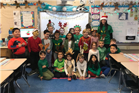 Grinch Day introduces fun learning