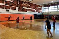 DECA Hosts Inaugural Volleyball Tournament photo