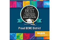 District Named Best in Music Education