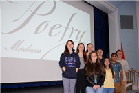 East Rockaway Hosts Poetry Madness Competition Pic 1