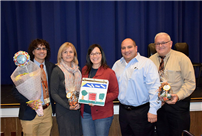 BOE and High-Achieving Students Celebrated  Pic