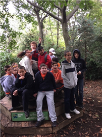 Rhame Students Visit Queens Zoo 5