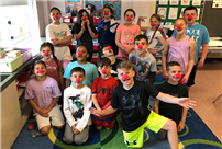 District Celebrates Red Nose Day photo