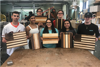 Students Craft Cutting Boards thumbnail120460