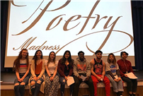 Poetry Madness Competition photo thumbnail117667